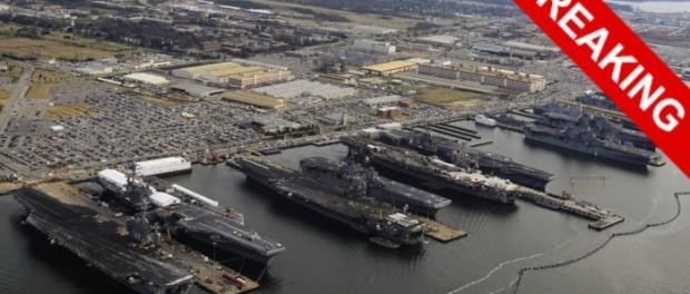 Пентагон срочно собирает в одном месте весь флот
