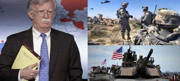 Пентагон готов вести 5000 солдат в Венесуэлу для войны