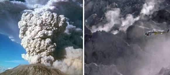 Вулкан Сент-Хеленс готов к мощнейшему взрыву