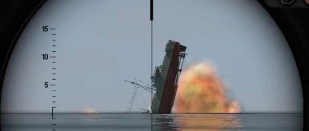 Китай потопил американский корабль