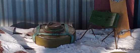 Чудеса в Магнитогорске продолжаются: теперь там нашли мины