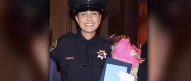 В США продолжают гибнут молодые и красивые девушки полицейские