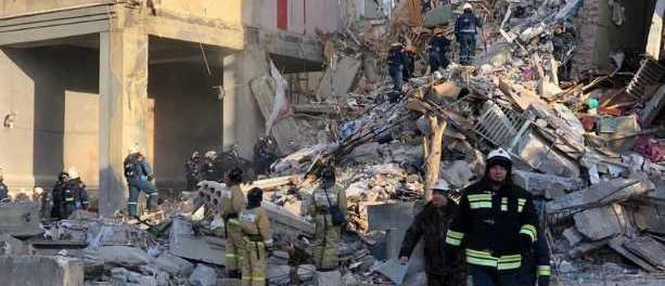 Мэр Магнитогорска: взрывы «Газели» и дома не связаны между собой