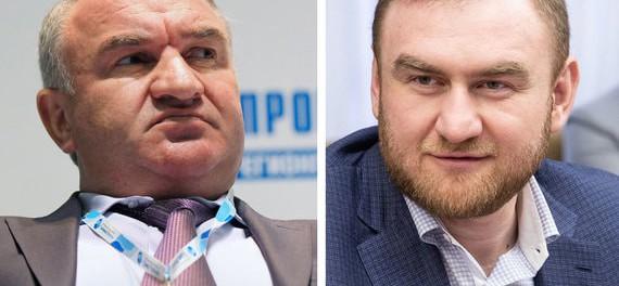 За что задержали сенатора Рауфа Арашукова