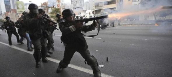 Госдеп готов ввести войска в Венесуэлу