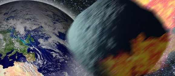 В Землю может врезаться километровый астероид уже 13 января