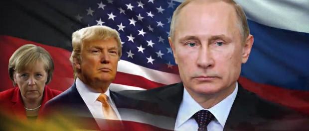 Войнушка между Росией и США за Германию
