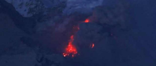 На Камчатке проснулся вулкан похожий на Йеллоустоун