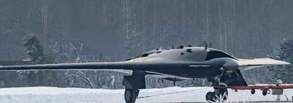 В России сфотографирован истребитель шестого поколения