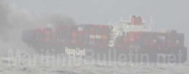 контейнеровоз Yantian Express