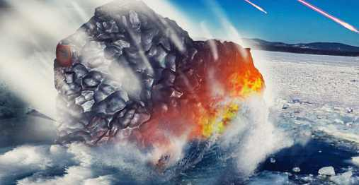 Взрыв на реке Бурея может вызвать 50 метровое цунами