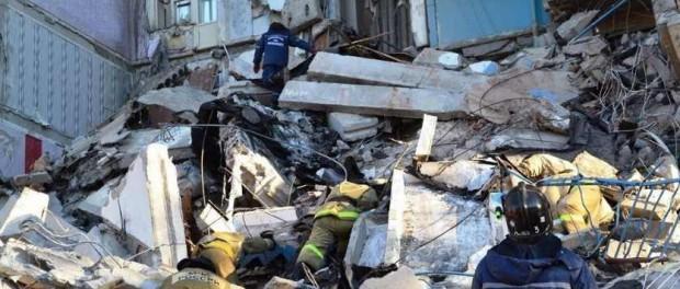 От чего же все-таки взлетел дом в Магнитогорске: газ или теракт