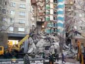 обрушение дома в Магнитогорске теракт