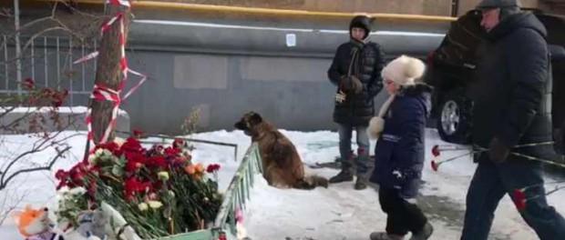 Пока мертвые люди лежат под завалами в Магнитогорске, другие запускают фейерверки