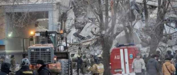 Власти Магнитогроска начали обвинять жителей в обрушении дома