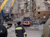 обрушение дома в магнитогорске погибшие видео