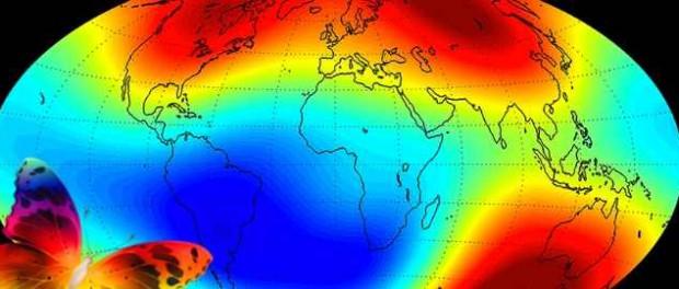 Сдвиг полюсов не перенесет половина человечества