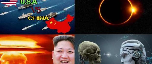Солнечное затмение 6 января будет губительно для Земли
