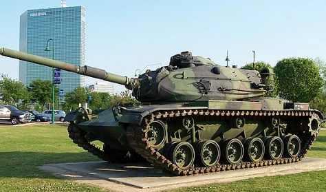 танки М60А3