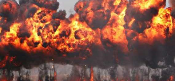 Трубопровод в Мексике подожгли намеренно