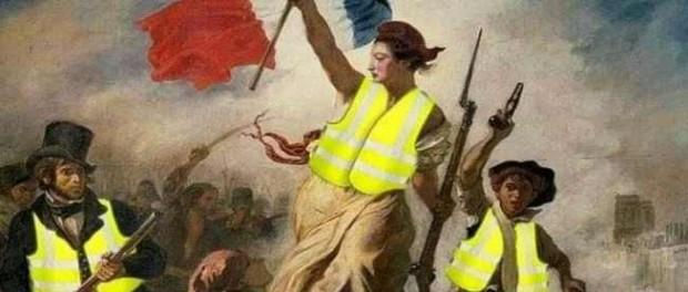 Очередная революция во Франции обрушит банки