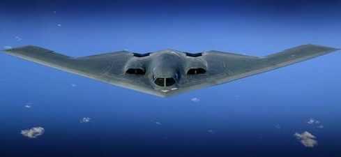Пентагон на Гавайях развернула b-2 против Китая