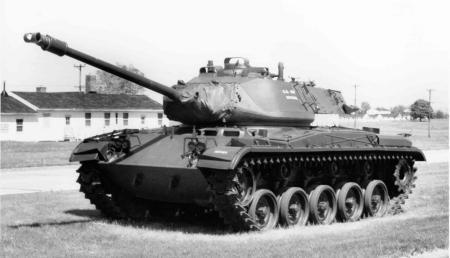M41 «Уокер Бульдог»