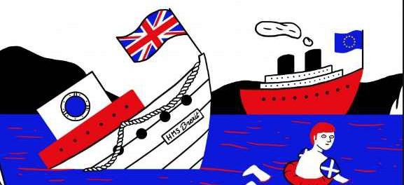 Путин добивает Британию