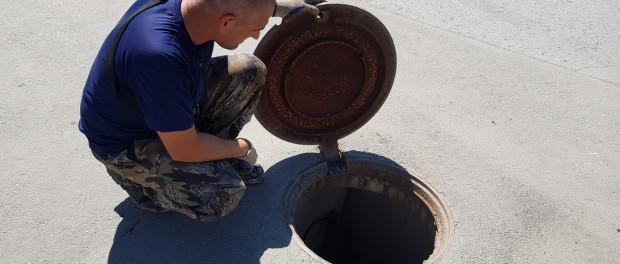 Челябинск топит фенкалий из-за воровства труб канализации