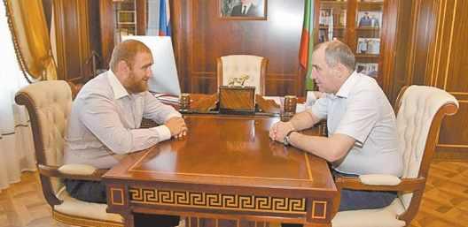 Именно Кадыров попросил Путина арестовать Арашукова