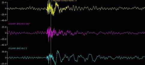 Cейсмический рой в атмосфере Вайоминга удивил геологов всего мира