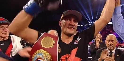 Видео: бой и победа Ковалева над Альваресом