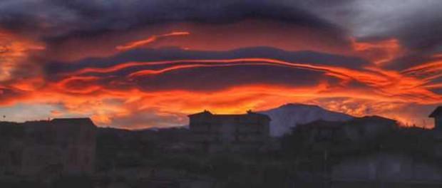 Вулкал Этна: в Италии надвигается Апокалипсис