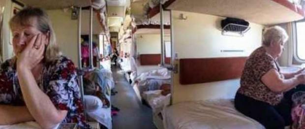В Госдуме занялись грязным носками пассажиров плацкартных вагонов