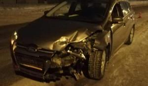 ДТП Ford Эльмаш 17 февраля ночь