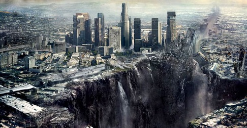 Америку ждет большое землетрясение