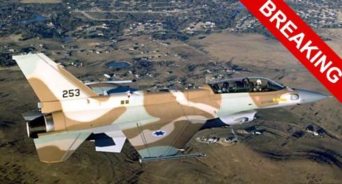 Израиль начал войну в Сирии ракетными ударами