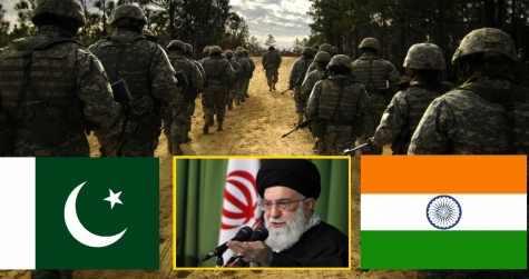 Индия и Иран на пустом месте объявили Пакистану войну