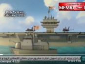 Иран мульфилм потопление авианосцы