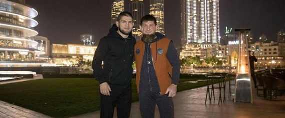 Они унизили нас: Кадыров о дисквалификации Нурмагомедова