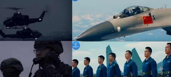 Китай и Тайвань обменялись ударами пока только в Рунете
