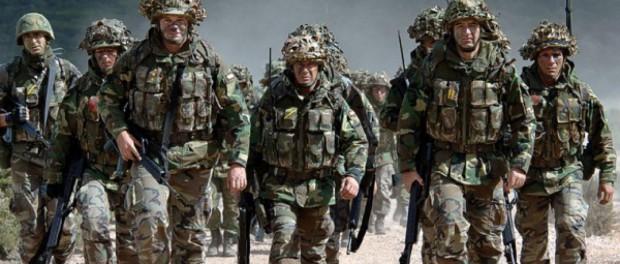 НАТО залупается: они нанесут удар по России первыми