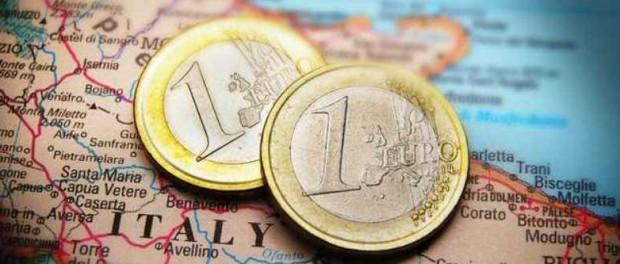 Падение итальянской экономики