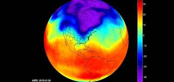 На Европу надвигается похолодание под минус 60