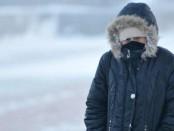 Свердловская область аномальные морозы