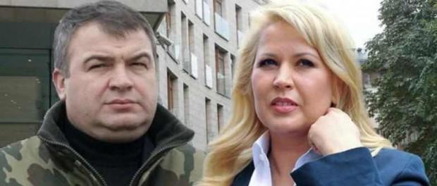 Васильева и Сердюков срочно хотят покинуть Россию