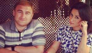 Тина Канделаки и Рауф Арашуков фото