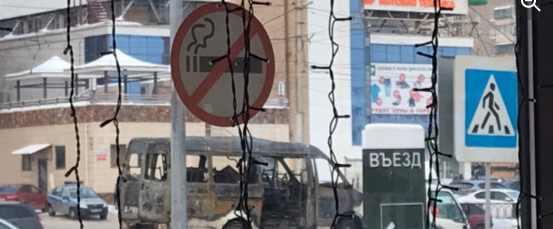 Полиция из Челябинска так и не смогла обследовать маршрутку в Магнитогорске