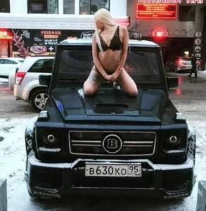 Яна Щевцова фото экс любовница Гуфа