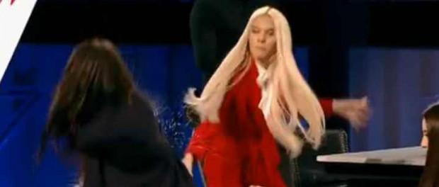 Экс-любовницу Гуфа обвинили в проституции на «Первом канале»